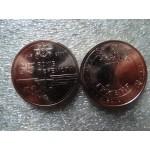 2010 Монета Украина 1 гривна 65 ЛЕТ ПОБЕДЫ