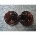 2012 Монета Украина 1 гривна ЧЕМПИОНАТ ЕВРОПЫ ПО ФУТБОЛУ