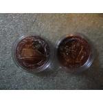 2006 Монета Украина 5 гривен ЦИМБАЛЫ ЦЫМБАЛЫ