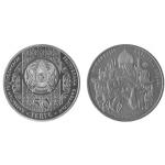 2015 г. Монета Казахстан 50 тенге СКАЗКА ХОДЖА НАСРЕДДИН никель
