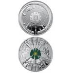Монета Украина 5 гривен 2019 г. Холодный Яр  МОНЕТА В КАПСУЛЕ!