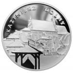 2008 г. Монета Польша 20 злотых КАЗИМЕЖ ДОЛЬНЫ город