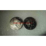 2014г. Монета Казахстан 50 тенге МАНУЛ никель