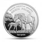 2014 г. Монета Польша 20 злотых ПОНИ ЛОШАДЬ