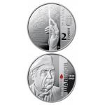 2018 Монета Украина 2 ГРИВНЫ 2018 Хирург Александр Шалимов
