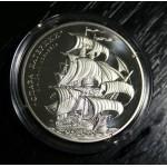 2013 Монета Украина 5 гривен СЛАВА ЕКАТЕРИНЫ ПАРУСНИК Ni